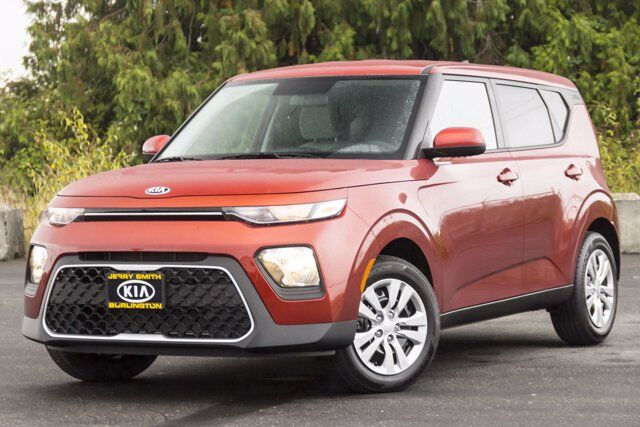 2021 Kia Soul LX Burlington WA