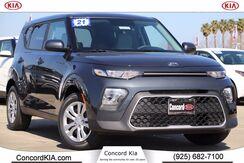 2021_Kia_Soul_LX_ Concord CA