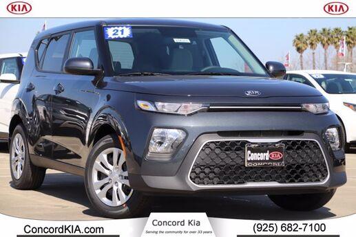 2021 Kia Soul LX Concord CA