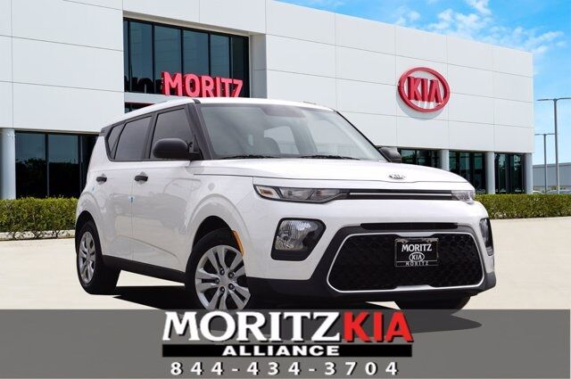2021 Kia Soul LX Fort Worth TX