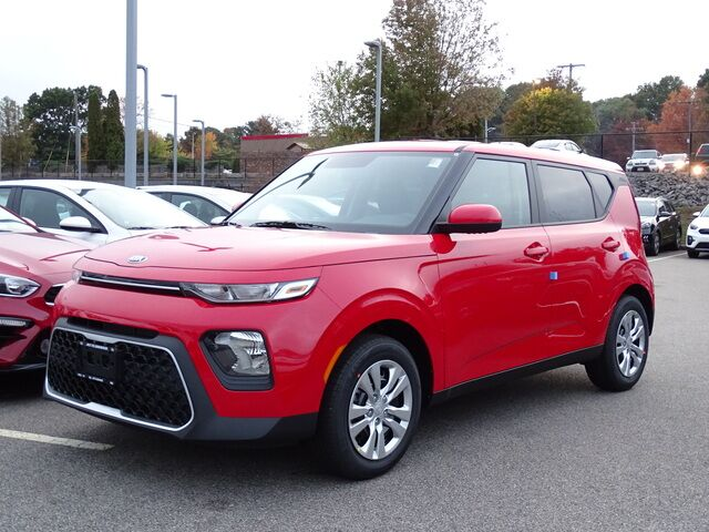 2021 Kia Soul LX South Attleboro MA