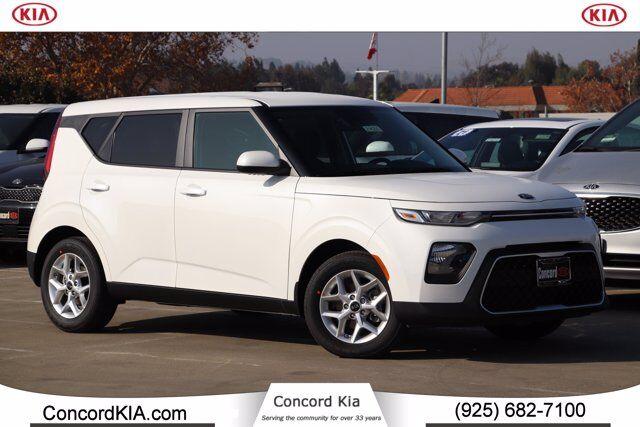 2021 Kia Soul S Concord CA