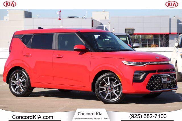 2021 Kia Soul Turbo Concord CA