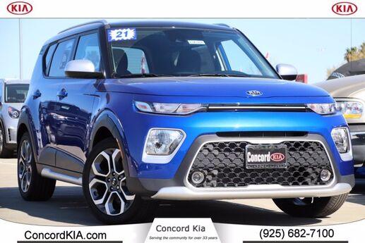 2021 Kia Soul X-Line Concord CA