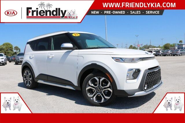 2021 Kia Soul X-Line New Port Richey FL