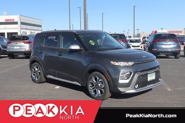 2021 Kia Soul X-Line Windsor CO