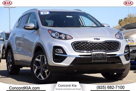 2021 Kia Sportage EX Concord CA