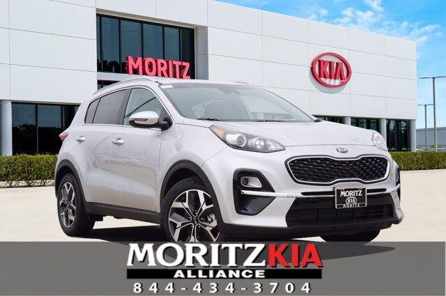 2021 Kia Sportage EX Fort Worth TX