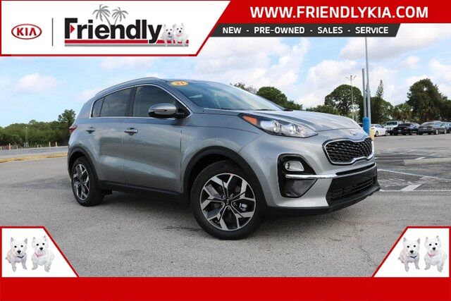2021 Kia Sportage EX New Port Richey FL