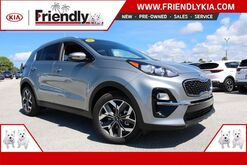 2021_Kia_Sportage_EX_ New Port Richey FL