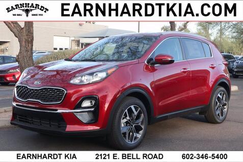 2021_Kia_Sportage_EX_ Phoenix AZ