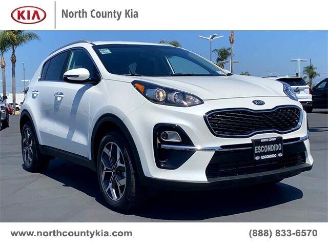 2021 Kia Sportage EX San Diego County CA