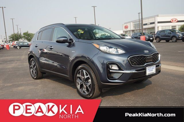 2021 Kia Sportage EX Windsor CO
