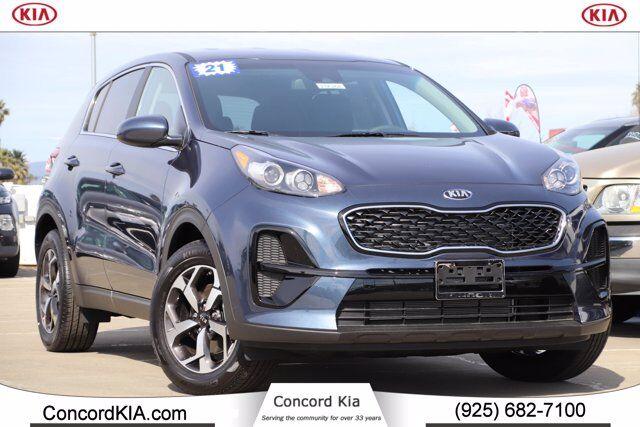 2021 Kia Sportage LX Concord CA