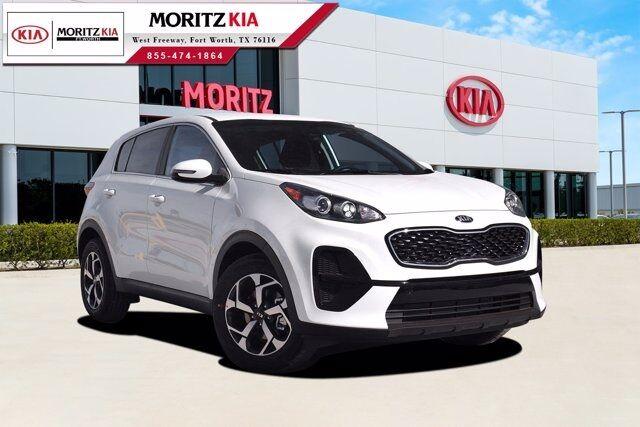 2021 Kia Sportage LX Fort Worth TX