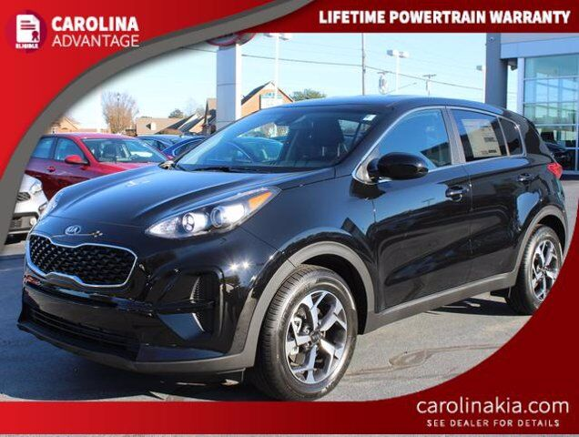 2021 Kia Sportage LX High Point NC