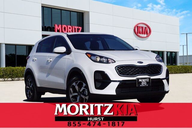 2021 Kia Sportage LX Hurst TX