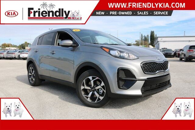 2021 Kia Sportage LX New Port Richey FL
