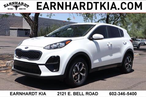 2021_Kia_Sportage_LX_ Phoenix AZ