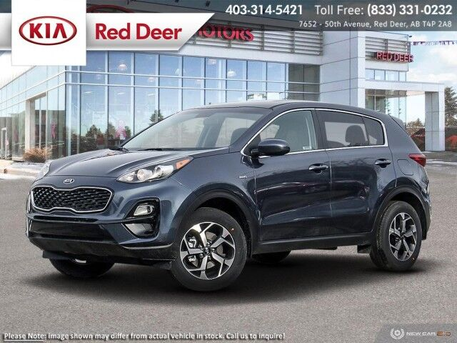 2021 Kia Sportage LX Red Deer AB