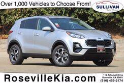2021_Kia_Sportage_LX_ Roseville CA