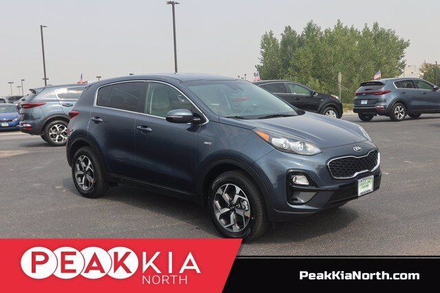 2021 Kia Sportage LX Windsor CO