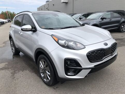 2021_Kia_Sportage_S AWD_ Evansville IN