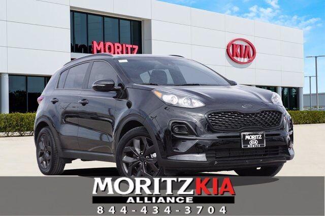 2021 Kia Sportage S Fort Worth TX