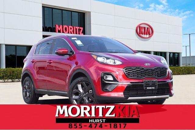 2021 Kia Sportage S Hurst TX