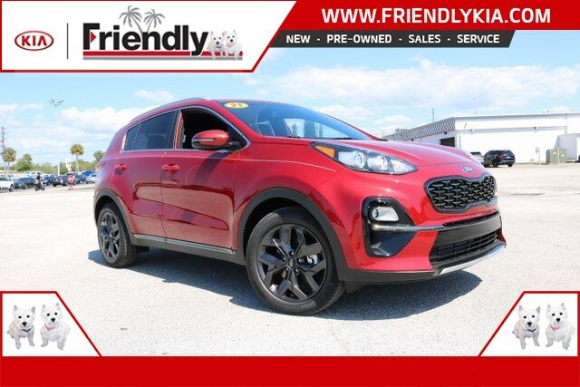 2021 Kia Sportage S New Port Richey FL