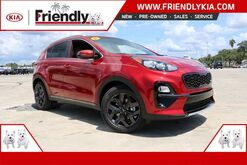 2021_Kia_Sportage_S_ New Port Richey FL