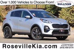 2021_Kia_Sportage_S_ Roseville CA