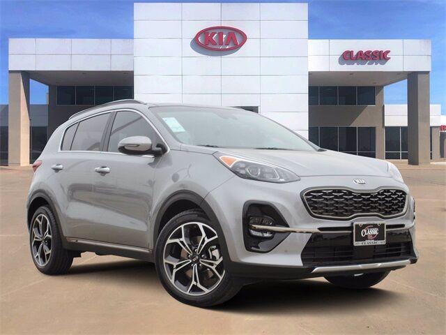 2021 Kia Sportage SX Carrollton TX