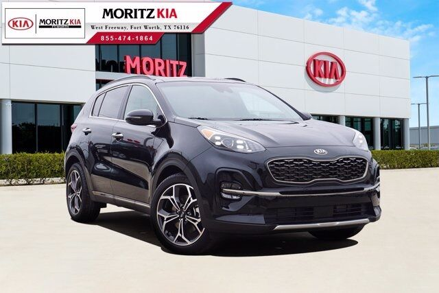 2021 Kia Sportage SX Fort Worth TX