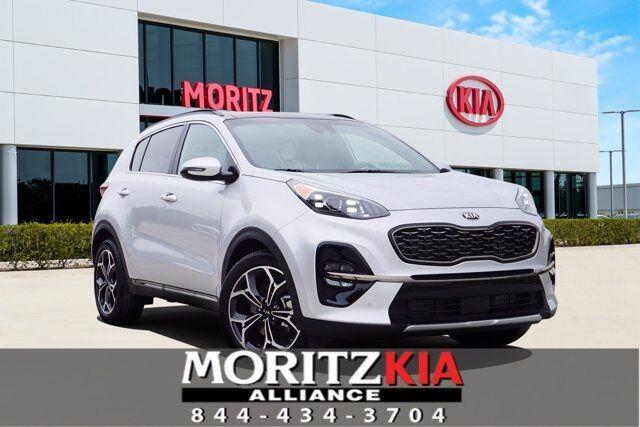 2021 Kia Sportage SX Fort Worth TX