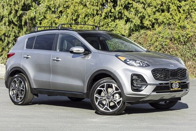 2021 Kia Sportage SX Turbo Burlington WA