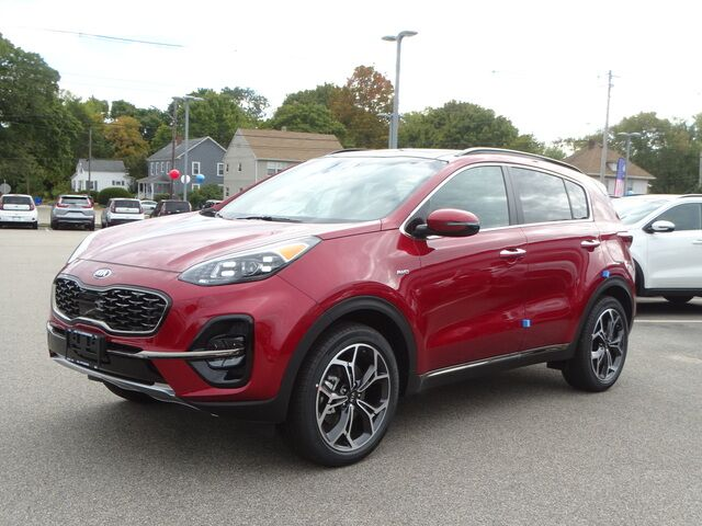 2021 Kia Sportage SX Turbo South Attleboro MA