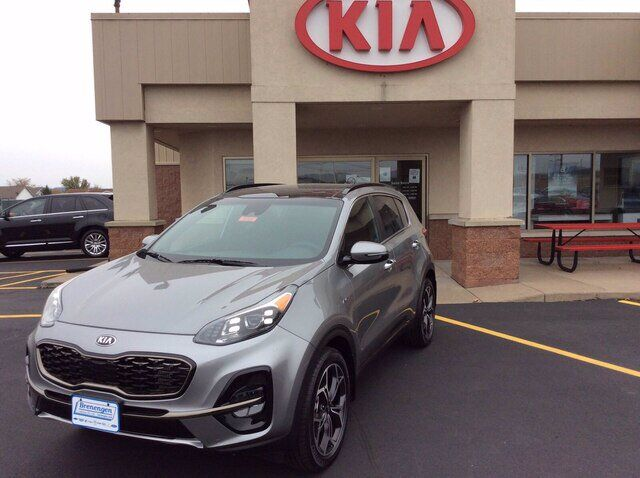 2021 Kia Sportage SX Turbo West Salem WI