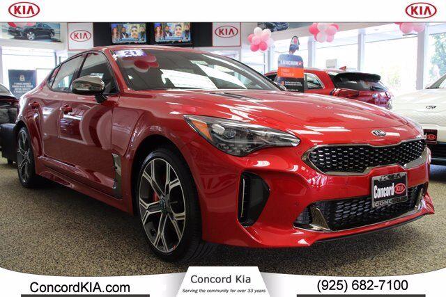 2021 Kia Stinger GT Concord CA