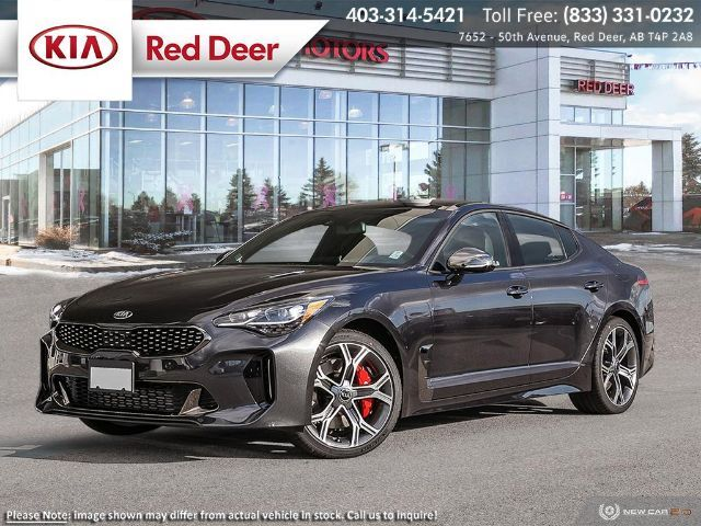 2021 Kia Stinger GT Limited Red Deer AB