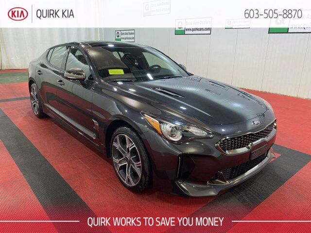 2021 Kia Stinger GT-Line AWD Manchester NH