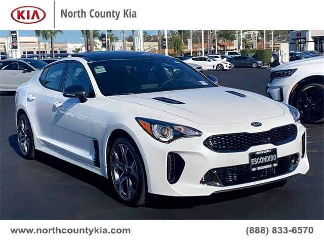 2021 Kia Stinger GT-Line San Diego County CA