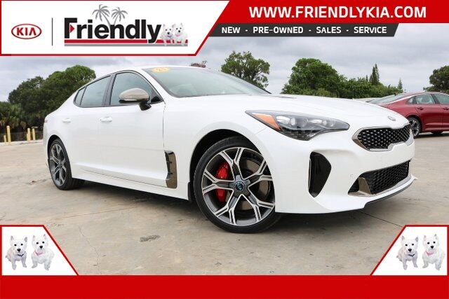 2021 Kia Stinger GT New Port Richey FL