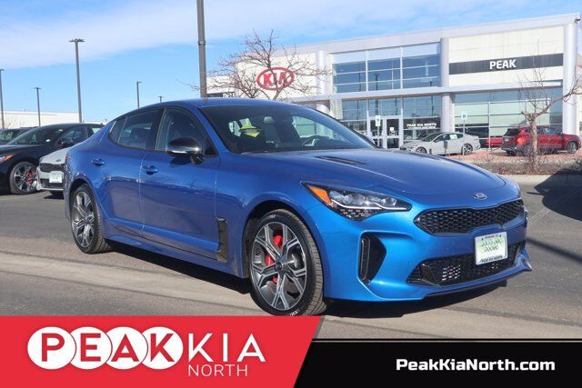 2021 Kia Stinger GT Windsor CO