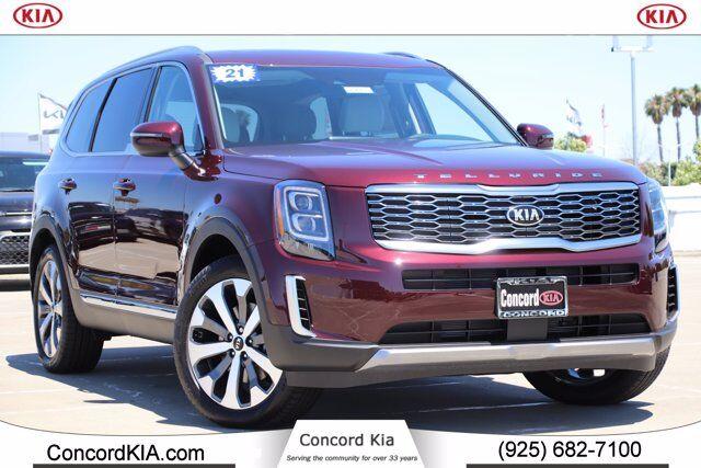 2021 Kia Telluride EX Concord CA