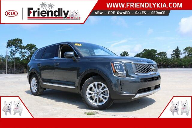 2021 Kia Telluride LX New Port Richey FL