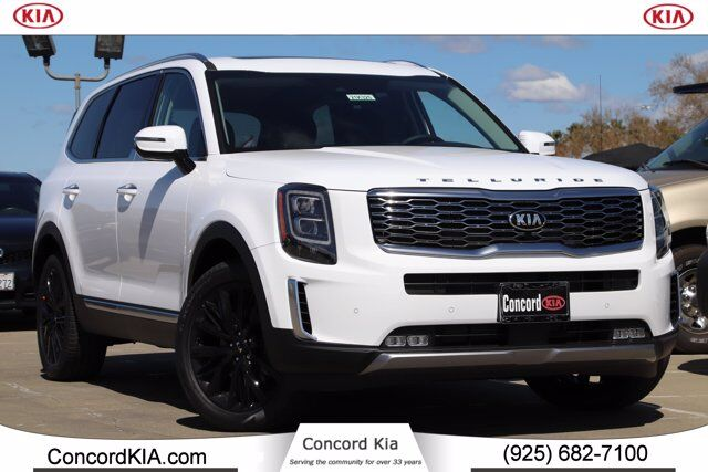 2021 Kia Telluride SX Concord CA