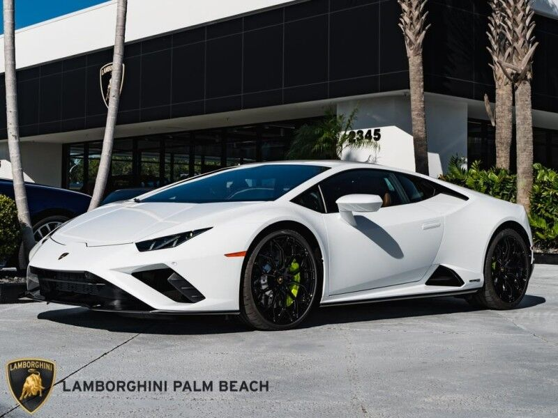 2021 Lamborghini Huracan EVO RWD West Palm Beach FL