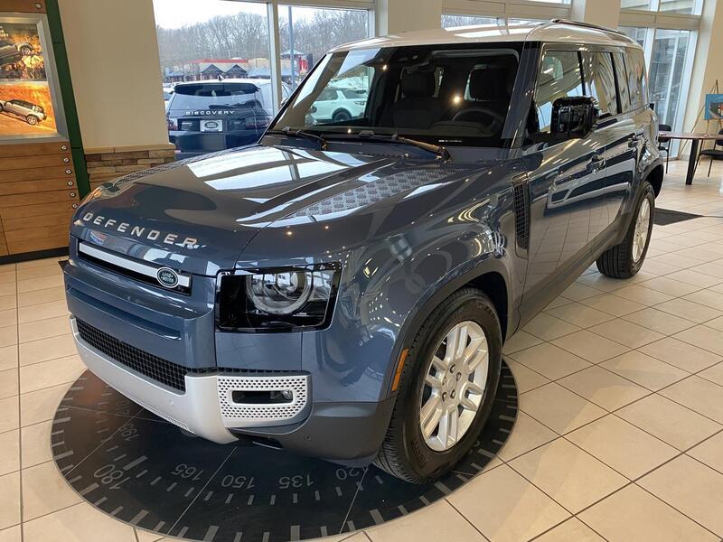 2021_Land Rover_Defender 110_SE_ Warwick RI