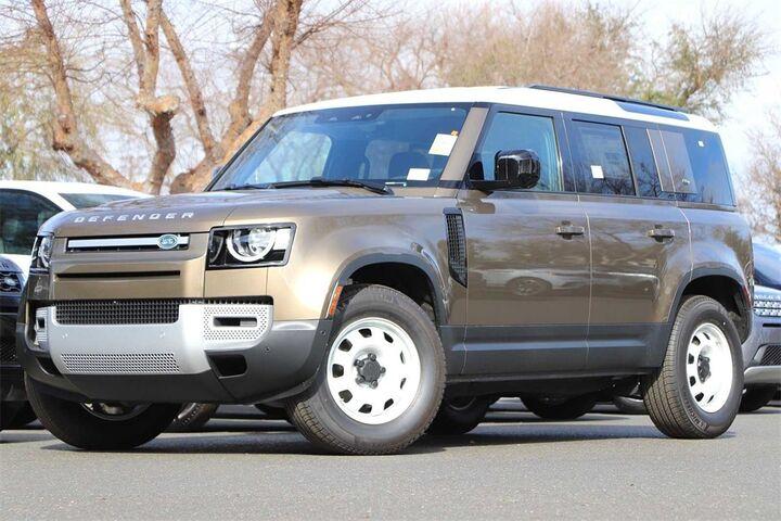 2021 Land Rover Defender 110 Standard San Jose CA